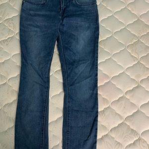 Pacsun Dark Blue Skinny Pants